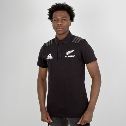 Nueva Zelanda All Blacks 2018 Rugby - Polo