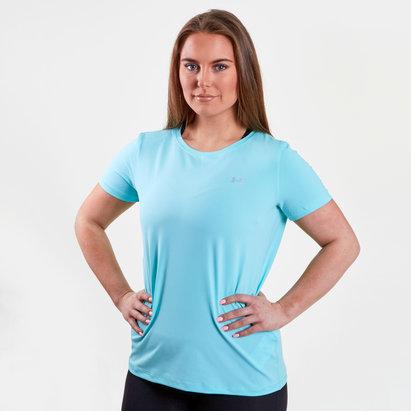 HeatGear Mujer - Camiseta de Entrenamiento