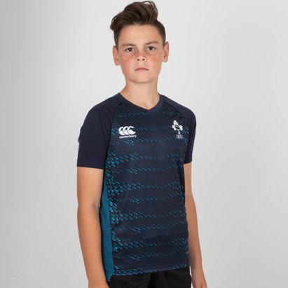 Irlanda IRFU 2018/19 Jóvenes Superligera Rugby - Camiseta de Entrenamiento