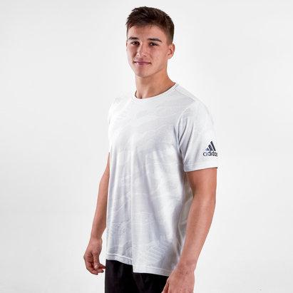 FreeLift Jacquard Climalite M/C - Camiseta de Entrenamiento