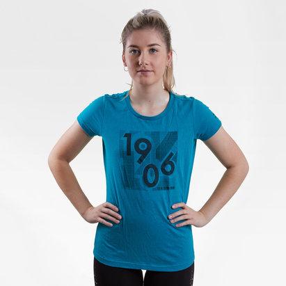 Mizuno Ladies Graphic T-Shirt de Entrenamiento