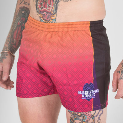 Queenstown Knights 2018/19 Home Shorts de Rugby