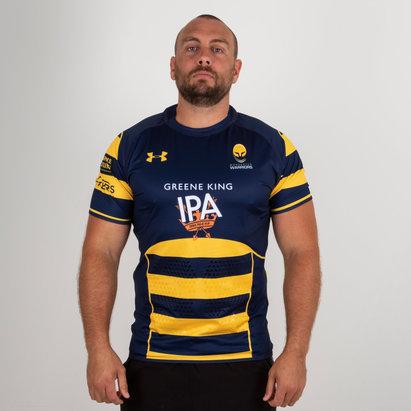7cbff276d1 Under Armour Worcester Warriors 17 18 Cup - Camiseta de Rugby ...
