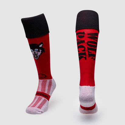 Wackysox Wolf Pack Socks
