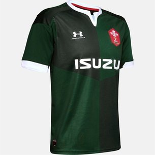 Camiseta Alternativa de Gales 2019/2020
