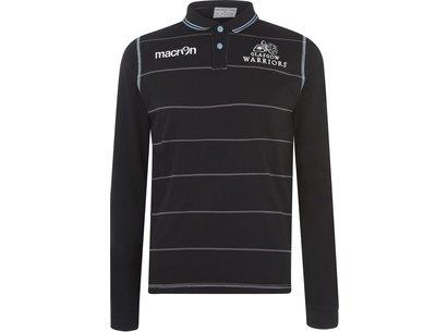 Glasgow Warriors L/S Cotton Rugby Shirt