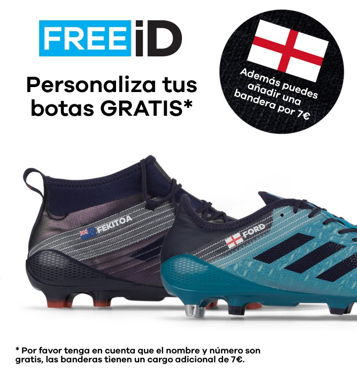 Spain £5 Boot PersonalisationFlag Free For Id c3L5R4qjA