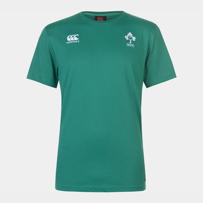 Canterbury Ireland 2019/20 Basic T-Shirt Mens