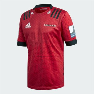adidas Crusaders Rugby Home Shirt 2020
