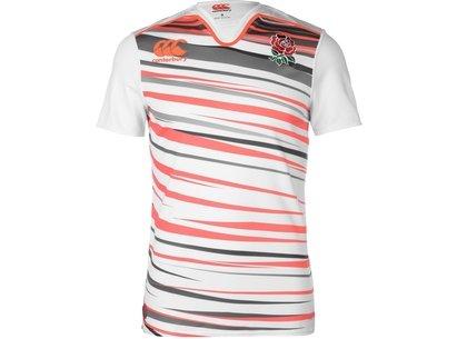 Canterbury England Sevens Home Rugby Shirt