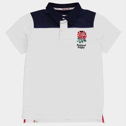 RFU England Short Sleeve Jersey Junior Boys