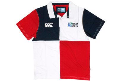 Canterbury RWC 2015 CCC Harlequin M/C - Polo de Rugby