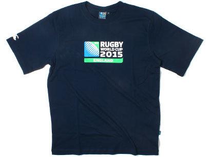 RWC 2015 Logo - Camiseta de Rugby