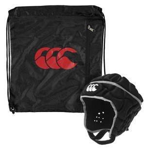 Canterbury Club Plus - Casco Protector de Rugby