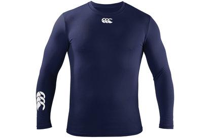 Canterbury Camiseta Térmica Niños - Frío M/L Azul Marino