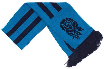 Canterbury Inglaterra - Bufanda Acrílica de Rugby Azul