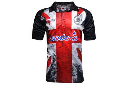 Samurai British Army Unión Bandera 2015 - Camiseta de Rugby