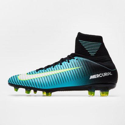 Nike Mercurial Veloce III D-Fit SG Mujer - Botas de Fútbol