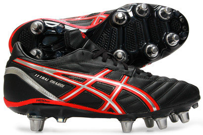 Asics Lethal Charge SG - Botas de Rugby