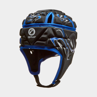 Optimum Inferno - Casco Protector de Rugby