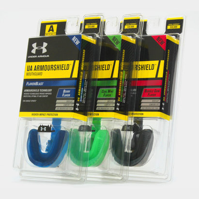 Under Armour Armourshield Explosión de Sabor - Protector Bucal Adultos