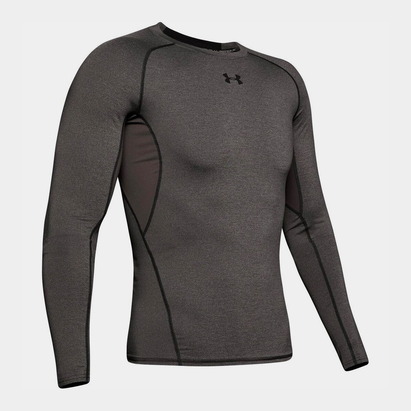 Under Armour HeatGear Core Long Sleeve Baselayer Mens