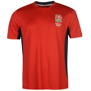 RFU England Rugby Poly Tee Mens