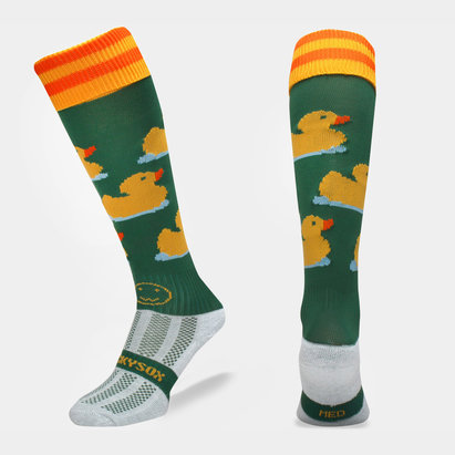 Wacky Sox Wackysox Mighty Ducks - Medias de Rugby