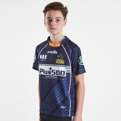 ONeills Brumbies 2019 Alternate Kids Super Replica Shirt