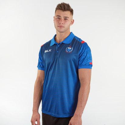 BLK Samoa RWC 2019 Replica Polo Shirt