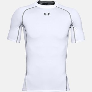 Under Armour HeatGear Armour M/C - Camiseta de Compresión