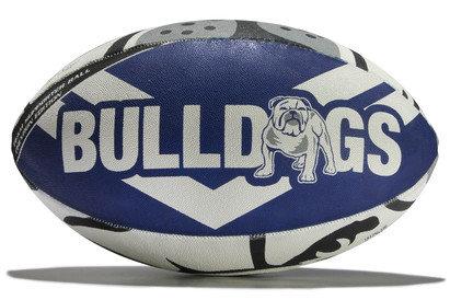 Steeden Canterbury Bulldogs NRL 2015 Seguidores - Balón de Rugby