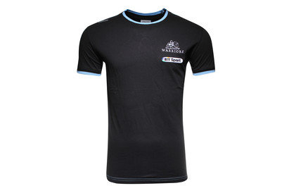 Macron Glasgow Warriors 2015 Players Algodón - Camiseta de Rugby