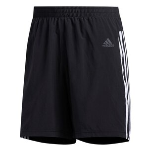 adidas 3 Stripe Shorts Mens