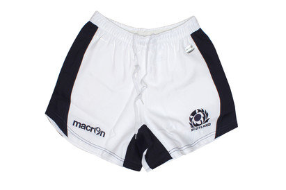 Macron Escocia 2015/16 Primera Equipación Players - Shorts de Rugby