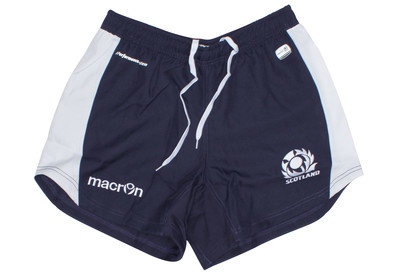 Macron Escocia 2015/16 Alternativos Players - Shorts de Rugby