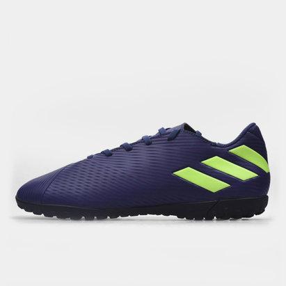 adidas Nemeziz Messi 19.4 Mens Astro Turf Trainers
