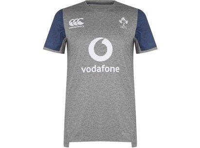 Canterbury Ireland Drill T Shirt Mens