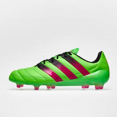 adidas Ace 16.1 FG/AG Cuero - Botas de Fútbol