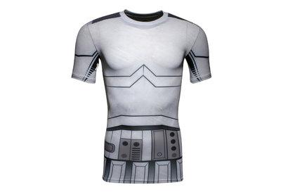 Under Armour Star Wars Trooper M/C - Camiseta de Compresión
