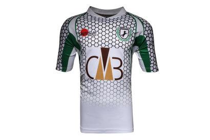 Samurai Nigeria 2017 M/C Primera Equipación Réplica - Camiseta de Rugby