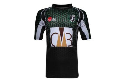Samurai Nigeria 2017 M/C Alternativa Réplica - Camiseta de Rugby
