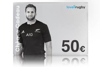 Lovell Rugby 50€ Cupón de Regalo Virtual