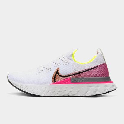 Nike React Infinity Run Flyknit Ladies Running Shoe