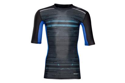 adidas Techfit Chill M/C - Camiseta de Compresión