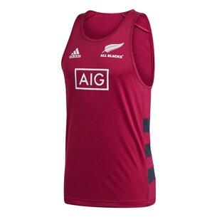 adidas New Zealand All Blacks Mens Singlet Vest