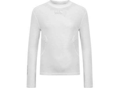 Canterbury Thermo Long Sleeve T Shirt Junior Boys