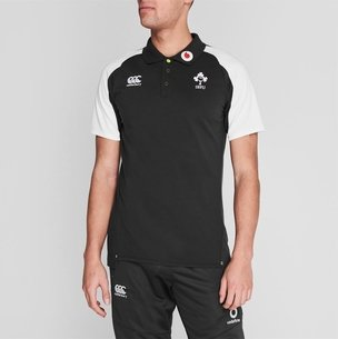Canterbury Ireland 2019/20 Polo Shirt Mens