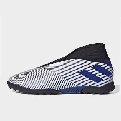 adidas Nemeziz 19.3 Junior Laceless Astro Turf Trainers