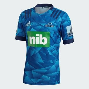 adidas Blues 2020 Home Super S/S Shirt